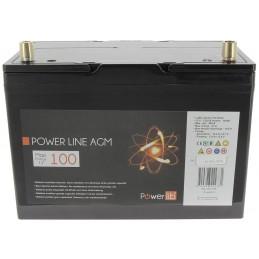 Batería auxiliar Power Line...