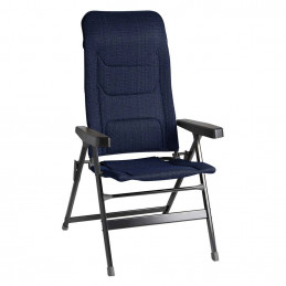 Sillón de aluminio Maestro Dark Blue de Midland Premium