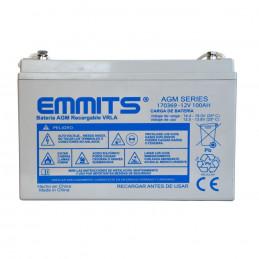 Batería AGM 100AH Emmits