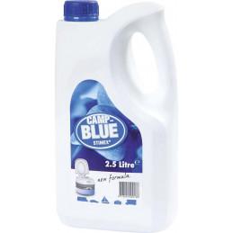 Camp Blue 2.5L líquido WC...
